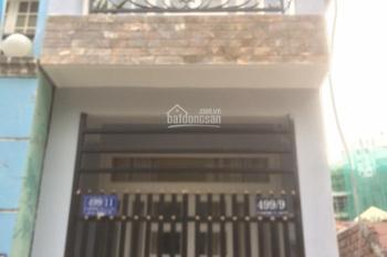 Hot! Chính chủ bán gấp nhà 1 trệt 1 lầu hẻm xe hơi 8m Lê Quang Định, LH: 0919100083