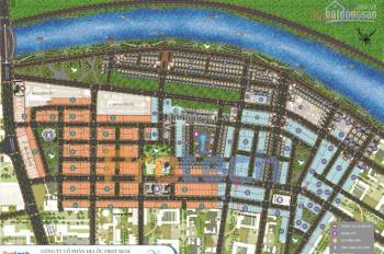 Đất nền giá rẻ ven sông Cổ Cò, cách biển 900m dự án River View. LH 0976536325