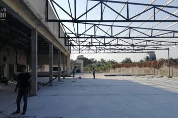 Kho xưởng vừa hoàn thiện 1.000m2 gần chợ Bình Chánh, giá 50.000đ/m2. LH 090 977 2186 Minh