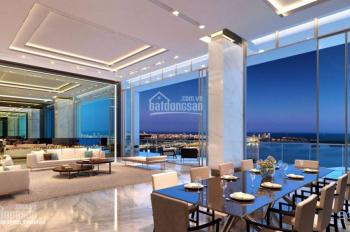 Bán căn hộ Landmark 81 DT 407m2 view sông công viên nội thất Châu Âu bán 55 tỷ mới 100%, 0977771919