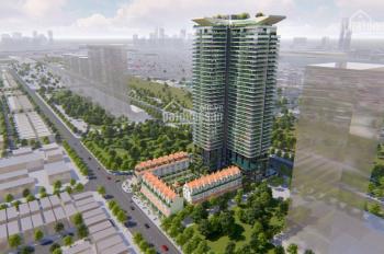 Biệt thự sân vườn trên không - Sunshine Golden River KĐT Ciputra, chỉ từ 52 tr/m2. LH 0944 82 0066