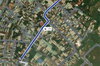 Bán căn nhà 3 tấm hẻm 43, đường 185, Phước Long B, Quận 9, chỉ 3.45 tỷ