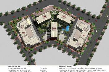 Chính chủ bán CC The Golden An Khánh, căn 1601: 69.5m2, giá 1,2 tỷ. LH 0945.752.483 C. Linh