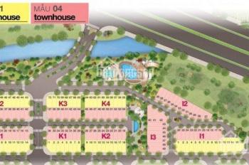 Bán căn nhà phố River Park Hưng Phú, Quận 9, DT 5x15m, giá 4.6 tỷ. Liên hệ 0919922223