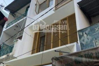 Bán nhà HXH đường Lê Văn Sỹ, P. 14, quận 3, (4.2x15m NH 5.17m) 3 tầng, giá 13.5 tỷ (0902388058)