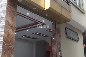 Căn góc 48m2 * 5T mới 281 Trương Định, ngõ thông kinh doanh bán hàng tốt, trước nhà rộng 4m, SĐCC