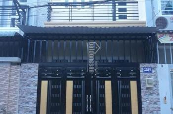 Cần bán nhà mặt tiền hẻm 328 đường Liên Khu 45, phường Bình Hưng Hòa B, Bình Tân