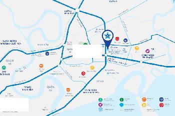 Rio Land đại lý F1 bán chính thức 2 Block đẹp nhất Safira Khang Điền, Quận 9, giá chỉ 1.9 tỷ/2PN