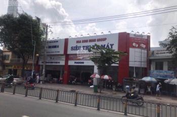Cho thuê gấp MT đường Nguyễn Thị Minh Khai trung tâm Q. 1, DT: 18x40m, trệt, 3 lầu, vị trí đẹp