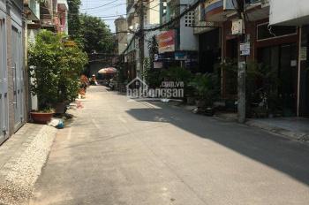 Cần tiền bán gấp nhà mặt hẻm 6m đường Cao Thắng, P. 5, Q. 3 DT 4,6x15m (3 lầu, mới). Giá 15 tỷ