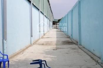 Tại Quận Bình Tân cho thuê khuôn viên nhà xưởng 4500m2, giá 80.000đ/m2/th, LH 0909 772 186