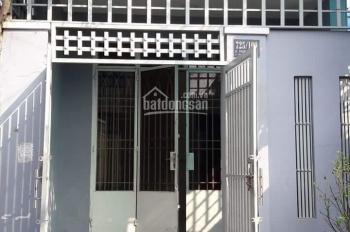 Cho thuê nhà nguyên căn, diện tích: 4 x17m