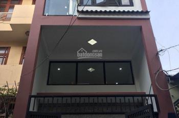 Bán nhà hẻm 933 Tỉnh Lộ 10, phường Tân Tạo, 4x16m, 3,5 tấm, nhà mới, giá 5.65 tỷ