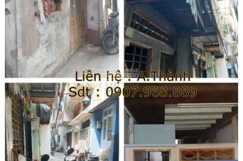 Bán nhà cấp 4, 2m7 x 12m, 1 gác cây Cao Văn Lầu, P2, Q6