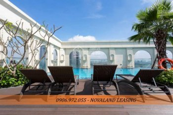 Novaland cho thuê officetel & CH 1-2-3PN ICON 56, sát Q. 1, miễn phí gym & hồ bơi LH: 0906.972.055