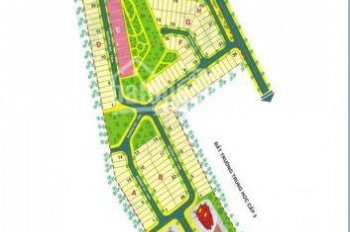 Cần bán nền nhà phố Cotec Phú Gia, dãy D, đối diện CV, 147m2, đường 16m, 25 tr/m2.0933490505