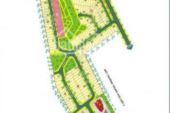 Bán nền nhà phố Cotec Phú Gia dãy C, đường 16m, 144.5m2 giá 23.5tr/m2, LH 0933490505