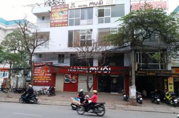 Chính chủ cho thuê nhà MP Xã Đàn, mặt tiền 8,5m. LH: 0906218216