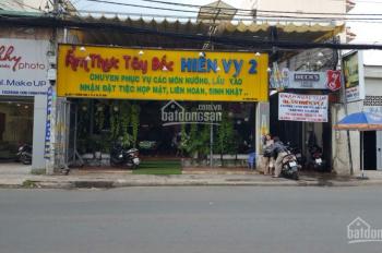Nhà mặt tiền Trường Sơn, khu Cư Xá Bắc Hải, Quận 10, DT: 11.2x30m (336m2), giá 60 tỷ TL