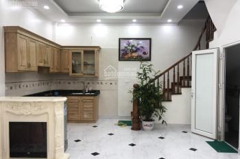 Bán nhà đẹp như biệt thự ngay giữa chợ Mơ, Trương Định, Bạch Mai, 70m2 x 4T mới tinh, cách phố 5m