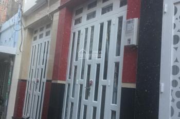 Bán nhà mới xây 2 lầu, sân thượng, 4PN đường Tuy Lý Vương, P. 12, Q. 8