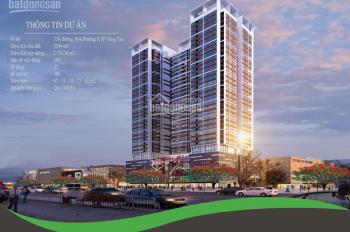 Bán căn hộ Diamond Sea (Lapen Center) full nội thất đẹp view bãi sau 2.15 tỷ, LH: 0902 667 639