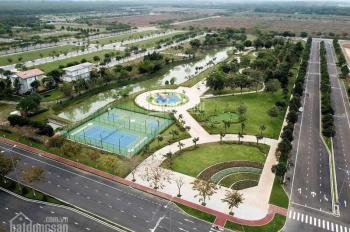 Đông Sài Gòn, Swan Park, kế góc sổ đỏ 114m2, đối diện đường 25B, liền kề biệt thự vip - 0902513911
