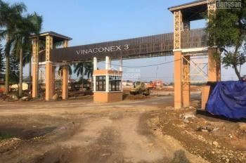 Cơ hội đầu tư đất nền Vinaconex 3 đã xong hạ tầng trung tâm Phổ Yên giá chỉ từ 7 tr/m2. 0844232666