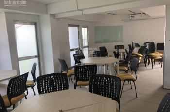 Cho thuê VP tòa nhà SGR Building view công viên Lê Văn Tám, giá thuê chỉ từ 367.31 nghìn/m2/th