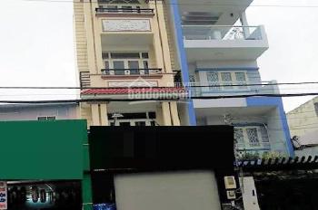Cho thuê nhà MT Nguyễn Cửu Đàm, Q. Tân Phú, kết cấu 1 trệt, 3 lầu. Khu đông dân, sầm uất