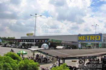 Khách kí gửi lô đất MT Song Hành, P10, Q6, gần Metro Bình Phú, gía 1tỷ4, DT 80m2, LH 0931022221