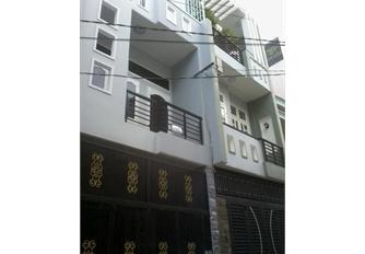 Bán nhà hẻm 116 đường Thiên Phước, P9, quận Tân Bình, DT: 4x11m, trệt, lửng, 2 lầu + sân thượng