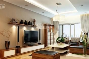 Cho thuê CH chung cư cao cấp có diện tích 125m2, 2 PN full đồ đẹp tòa 24T, giá 13tr/th, 0915074066