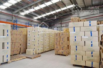 Cho thuê kho chứa hàng trong KCN Vĩnh Lộc, 100m2, 200m2, 300m2, 500m2. Kho mới BV 24/24h, bốc xếp