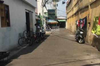 Bán nhà hẻm 103 Tân Hoá, P. 14, Q. 6, nhà 1 lầu, 4.7 x 11m, giá 3.7 tỷ