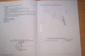 Bán gấp đất mặt tiền Lê Hồng Phong, khóm 5 phường 3, TP. Sóc Trăng 330m2 giá mềm