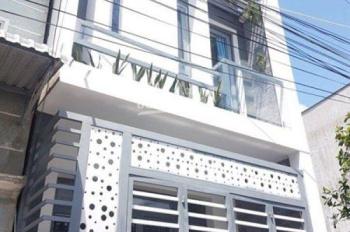 Nhà đẹp DT 4x15m, đúc 1 trệt, 1 lầu, hẻm 5m Nguyễn Sỹ Sách, P15, Tân Bình, LH: 0946818168