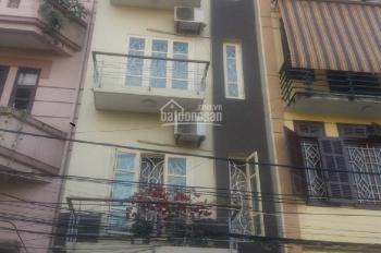 Cho thuê nhà phân lô ngõ 215 phố Trần Quốc Hoàn. DT 40m2 xây 5,5 tầng, giá 16 triệu