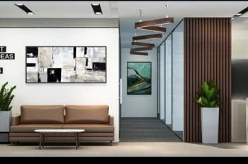 Cho thuê văn phòng trọn gói DT 10-15-20-30-50-500m2 tầng 11 tòa Việt Á Duy Tân, Cầu Giấy 0904920082