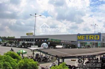 Ra hàng nhanh lô đất MT Song Hành, Q6 gần Metro Bình Phú, giá 25tr/m2, SHR, đường nội bộ 12m