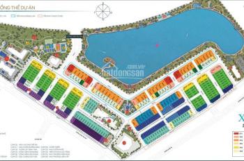 Chính chủ bán biệt thự mặt hồ HL01 Vinhomes Green Bay Mễ Trì, Nam Từ Liêm, 450,5m2. LH 0903400869