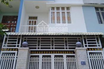 Cho thuê nhà đường Nguyễn Hiền, trục chính KDC 91B, 1 trệt 2 lầu, 5 phòng ngủ, giá dưới 15 tr/th