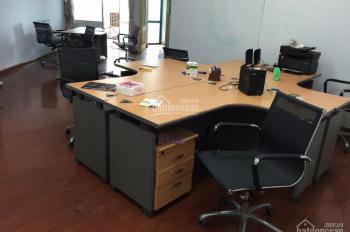Cho thuê văn phòng khu vực Trung Hòa Nhân Chính, 160m2, 3PN, giá 14 triệu/th. LH 0918.68.25.28