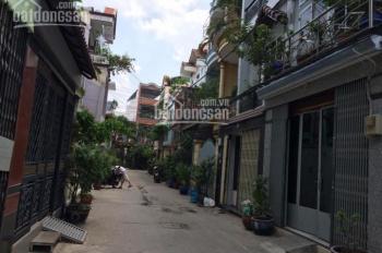 Bán nhà HXH Trần Quang Diệu 5x12m NH 5.5m trệt 2 lầu HĐT 45tr/th cách MT đường 20m giá 12.5 tỷ