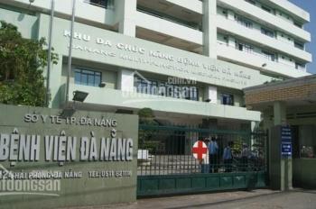 Cho thuê nhà mặt tiền Hải Phòng - đối diện cổng bệnh viện đa khoa