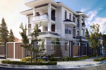 Bán gấp biệt thự đơn lập căn góc 2 mặt tiền, vị trí đẹp giá tốt 17.5*16m sổ hồng căn góc 0977771919