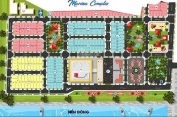 Dự án khu đô thị lấn biển Queen Pearl Marina Complex cực hot tại La Gi