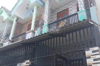 Bán nhà sổ chung mới xây, gần vòng xoay An Phú