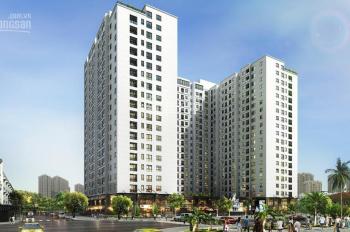 Bán căn hộ chung cư nhà ở xã hội Đại Kim nằm mặt đường Vũ Tông Phan, DT 103m2, giá 19tr/m2