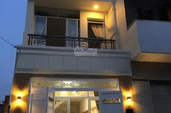 Nhà 1 trệt, 2 lầu hẻm xe hơi 7m, cách MT đường M1 10m, 4x14,3m, Quận Bình Tân